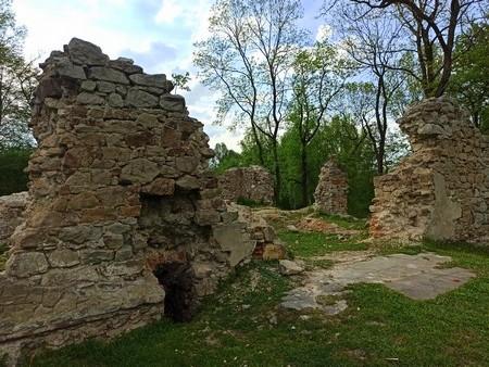 Zamek Rudzki i dom Karola Goduli: Odpoczynek na łonie natury z historią w tle