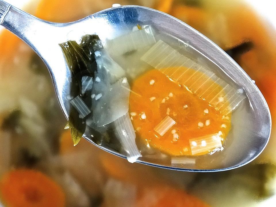 Jarzynowa zupa