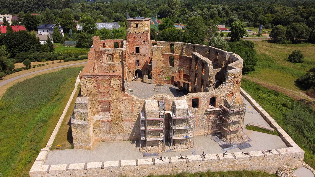 Zamek w Siewierzu, czyli żywa lekcja historii