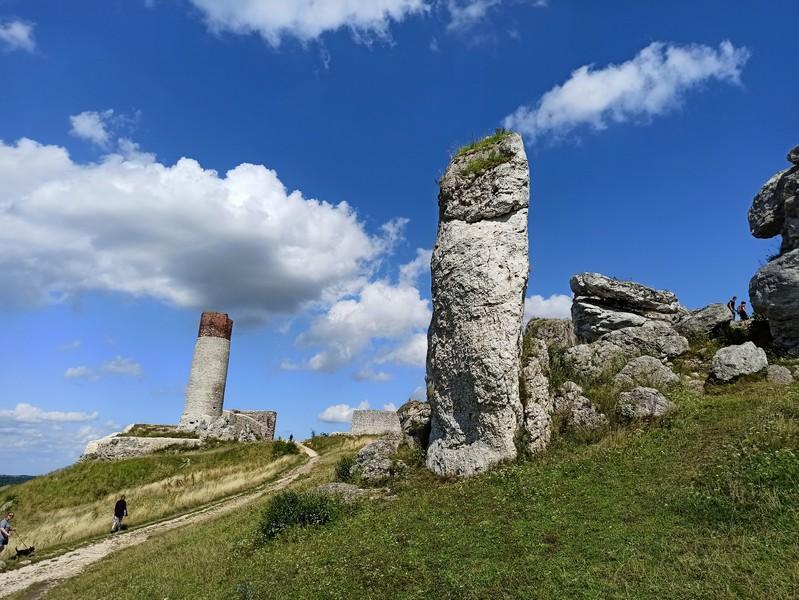 Olsztyn - obowiązkowy przystanek na Szlaku Orlich Gniazd