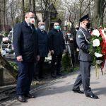 Władze województwa śląskiego uczciły 148. rocznicę urodzin Wojciecha Korfantego - galeria