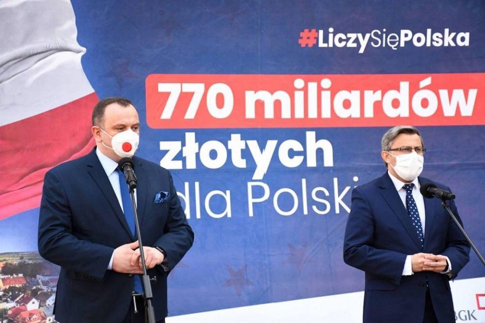 Rekordowe środki unijne dla Polski - galeria