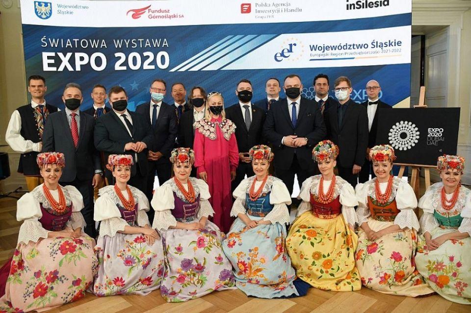 Województwo Śląskie będzie obecne na Światowej Wystawie Expo 2020 w Dubaju - galeria