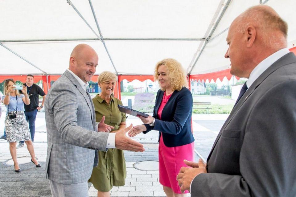 Śląskie inwestuje w tereny wiejskie - galeria