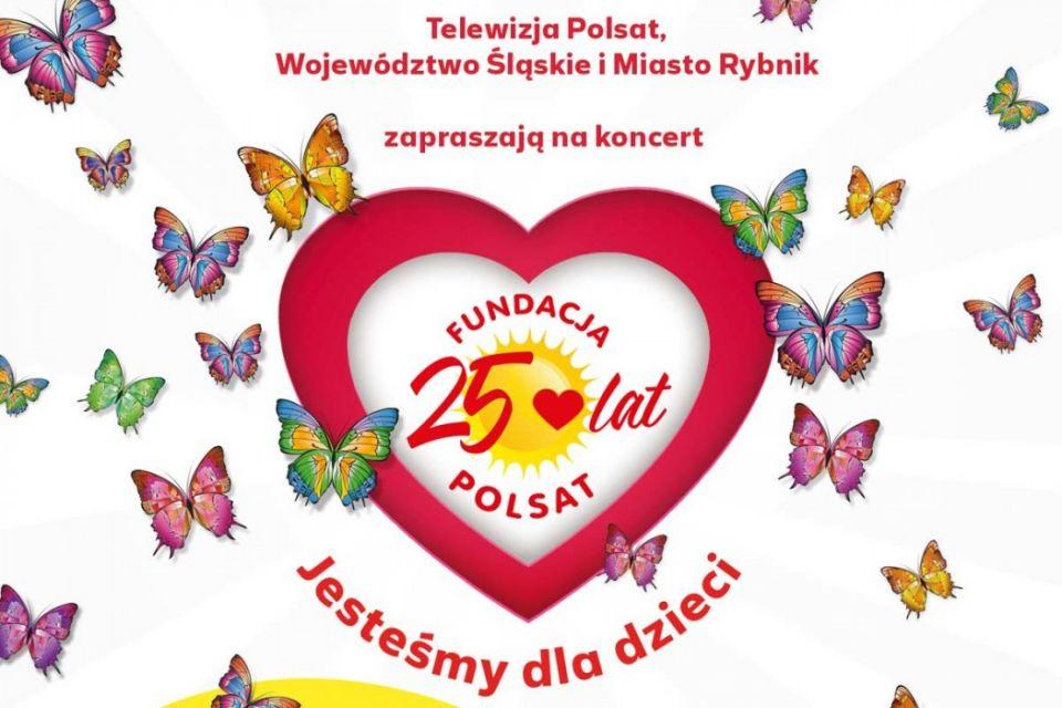 """Koncert """"Fundacja Polsat 25 lat. Jesteśmy dla dzieci"""" - galeria"""