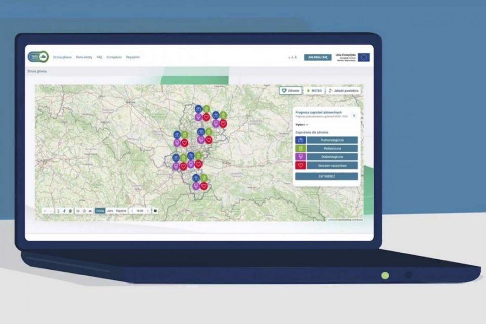 Platforma i aplikacja Śląskie SMOGSTOP nagrodzone w konkursie INSPIRACJE 2020 - galeria