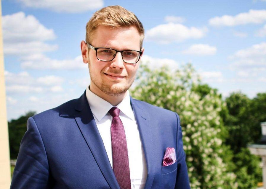 Minister środowiska, Michał Woś zakażony koronawirusem - galeria