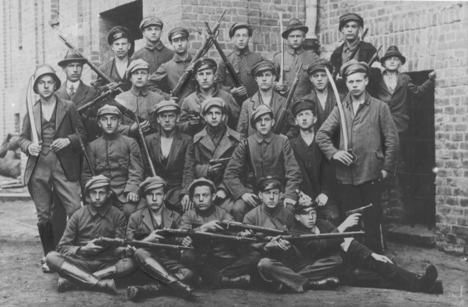 100. rocznica III Powstania Śląskiego - galeria