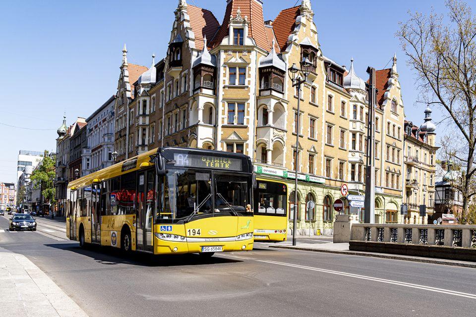 Powstaną autobusowe linie metropolitalne. Usprawnią podróżowanie po GZM - galeria