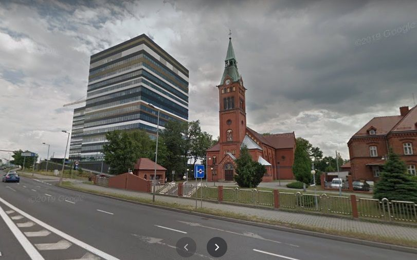 Kościół pw. św. Jana i Pawła Męczenników w Katowicach został zamknięty do odwołania z powodu koronawirusa - galeria