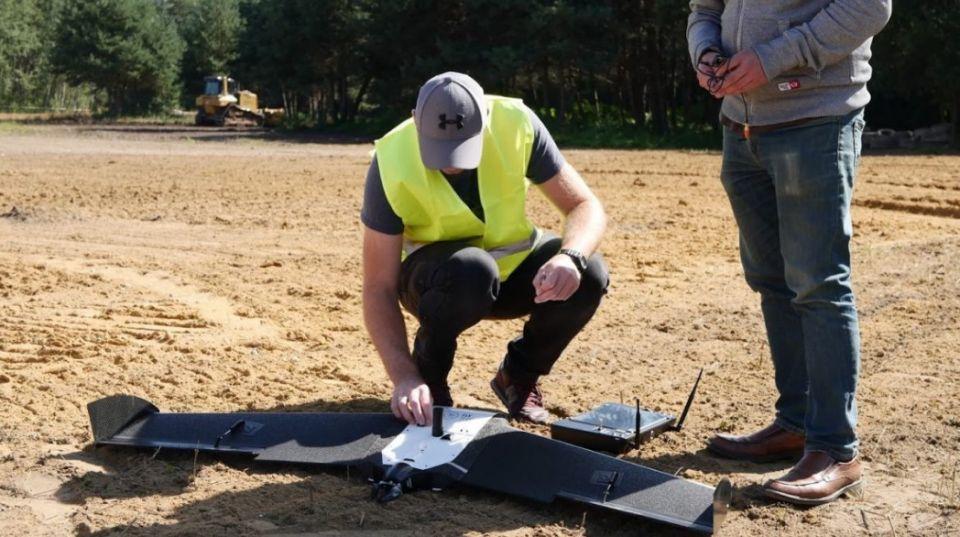 W Metropolii przetestowano system do oceny ryzyka lotów dronami - galeria