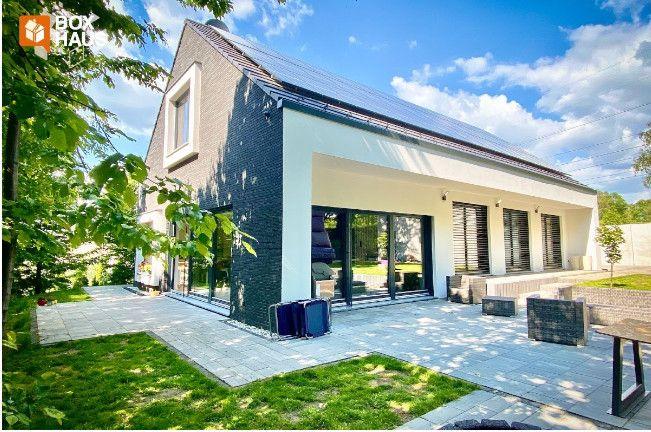 Dom zeroenergetyczny - ekologiczny i szybki w budowie dom przyszłości? - galeria