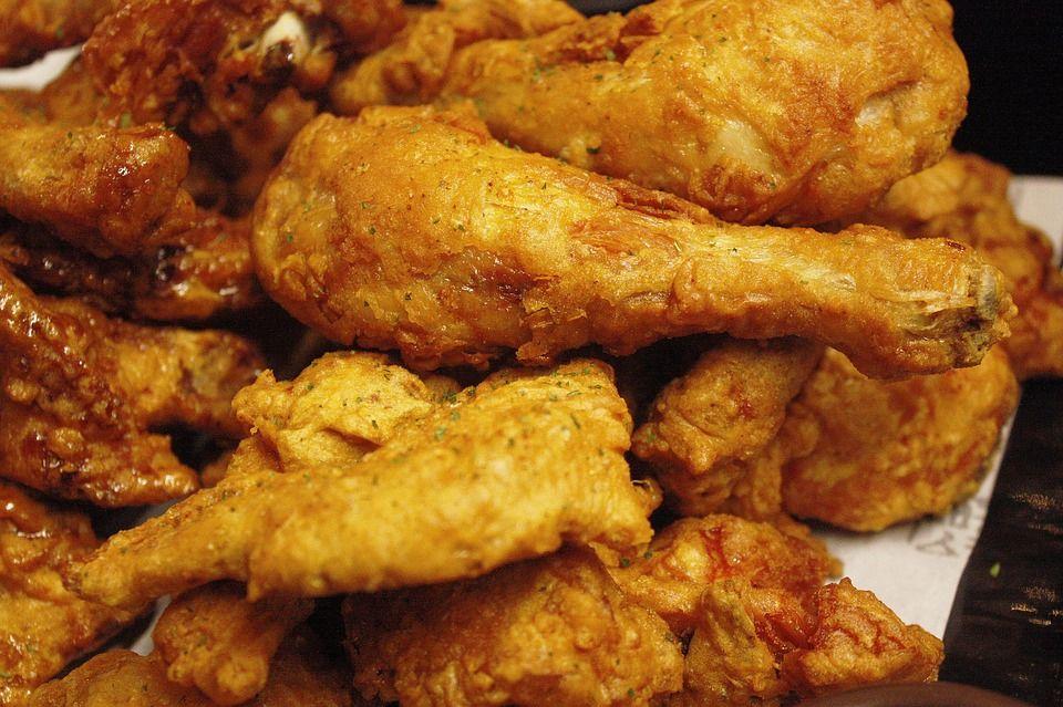 Chrupiący kurczak - galeria