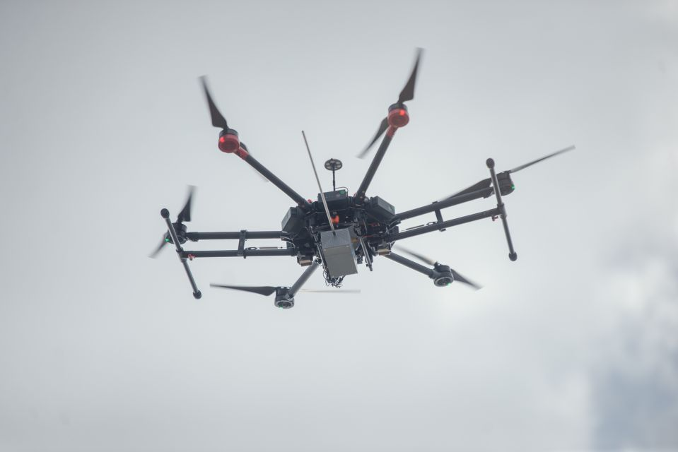GZM i Flytronic wzmocnią dronowy potencjał w miastach - galeria