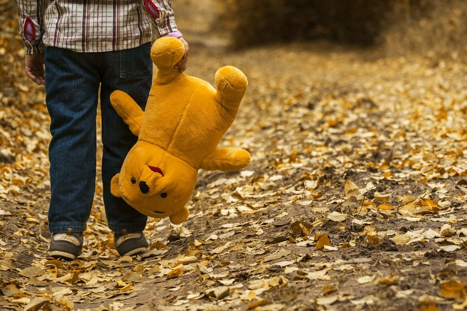 W Katowicach ojciec porzucił kilkuletnie dziecko w oknie życia - galeria