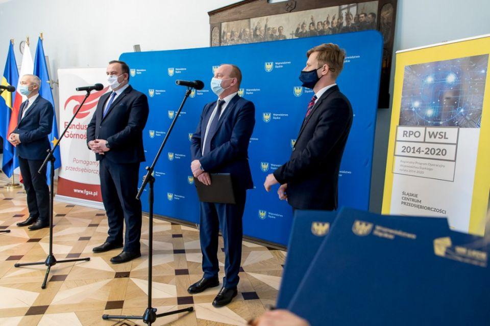 Śląskie stawia na eksport. Kompleksowe wsparcie wspomagające proces wchodzenia na rynki zagraniczne - galeria