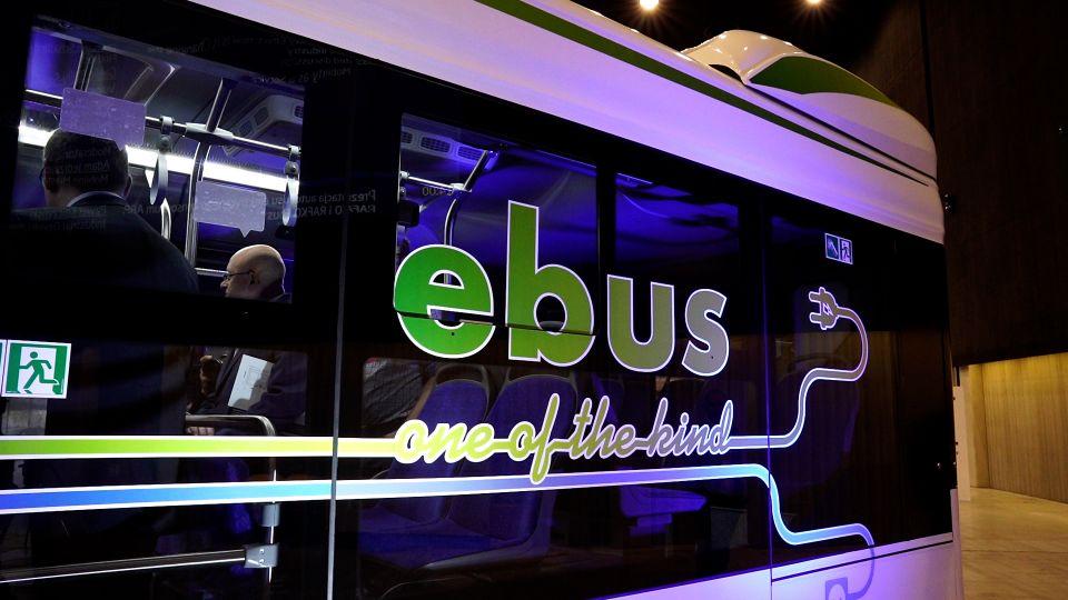 Metropolia ogłosiła przetarg na zakup 32 elektrycznych autobusów i budowę stacji ładowania - galeria