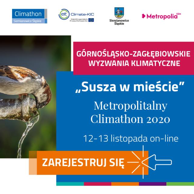 Metropolitalny Climathon 2020. Maraton kreatywności o ochronie klimatu - galeria