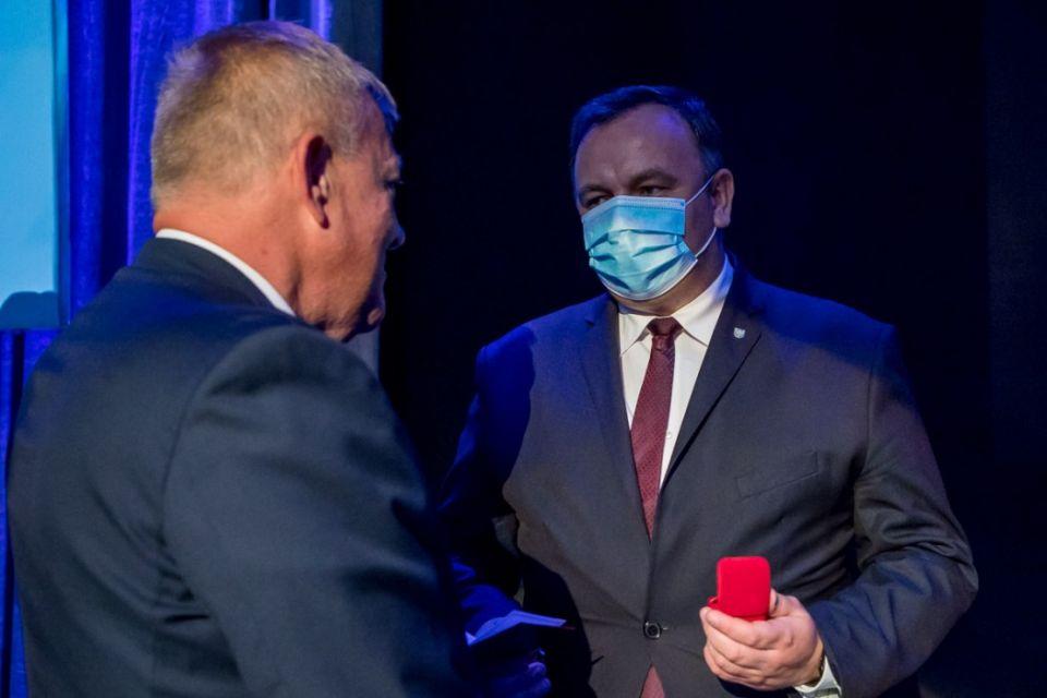 Ministerstwo Zdrowia doceniło Śląskie za walkę z covid-19 - galeria