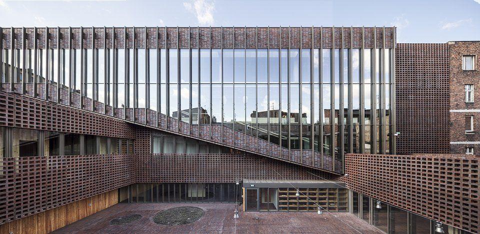 Spektakularny projekt budynku ze Śląska zachwycił Jury Wienerberger Brick Award 2020! - galeria