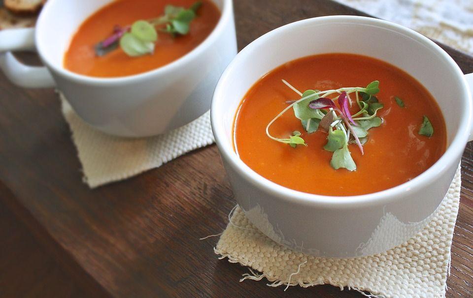 Indyjska zupa pomidorowa - galeria