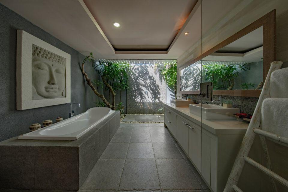 Jakie lustro do łazienki wybrać? - galeria