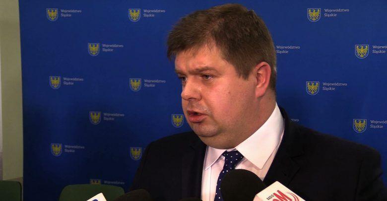 Śląskie: Wicemarszałek Wojciech Kałuża ma koronawirusa. Marszałek Chełstowski znowu w izolacji - galeria