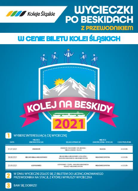 Koleje Śląskie zapraszają w podróż po Beskidach! - galeria