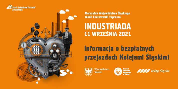 Koleje Śląskie oficjalnym organizatorem transportu podczas festiwalu INDUSTRIADA 2021! - galeria