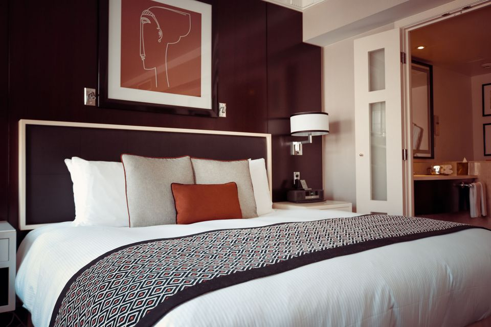 Kolory ścian w salonie, sypialni 2020? - galeria