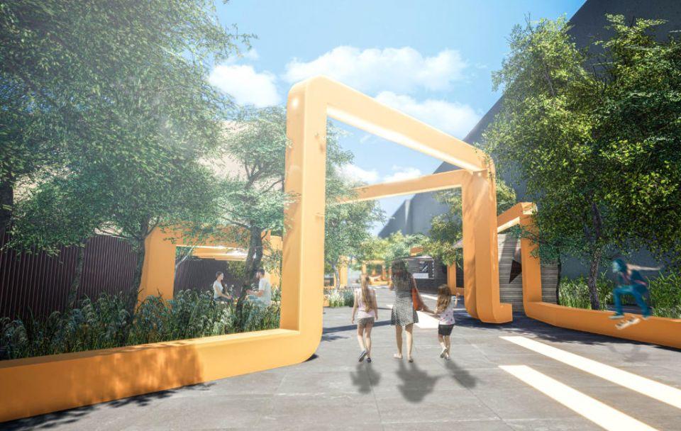 Politechnika Śląska chce kampusu w Katowicach – ulica Krasińskiego będzie tylko dla pieszych - galeria