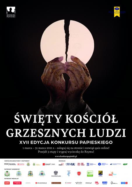 Święty Kościół grzesznych ludzi - XVII edycja Ogólnopolskiego Konkursu Papieskiego - galeria