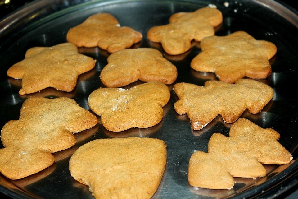 Kruche ciasteczka - galeria