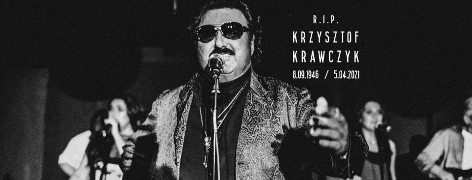 Krzysztof Krawczyk nie żyje. Legendarny piosenkarz zmarł w wieku 74 lat - galeria