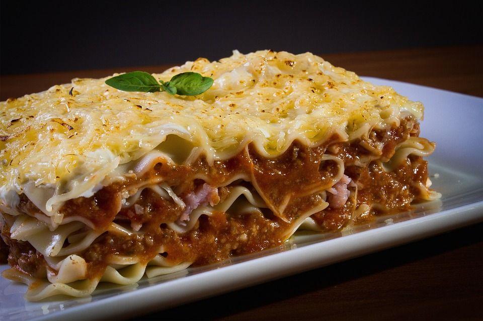 Lasagne - galeria