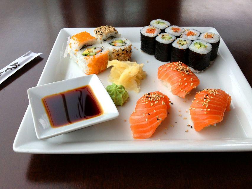 Maki-sushi - galeria