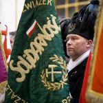 Premier Mateusz Morawiecki na obchodach rocznicy pacyfikacji strajku w kopalni Wujek