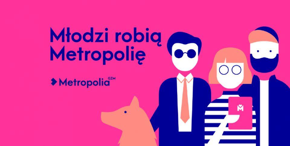 """Młodzi doradcy GZM wybrani. Zakończyła się rekrutacja do projektu """"Młodzi robią Metropolię"""" - galeria"""