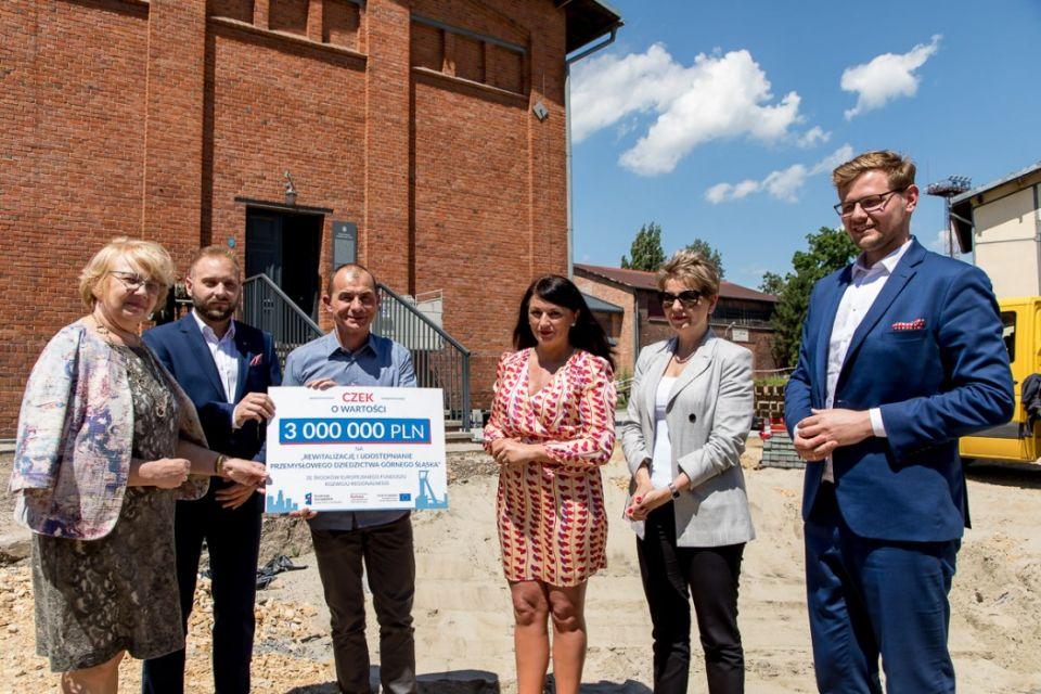 Miliony na śląskie dziedzictwo. Muzeum Górnictwa Węglowego w Zabrzu otrzyma 3 mln zł na rewitalizację - galeria