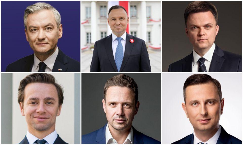 Zapoznaj się z programem wyborczym kandydatów na prezydenta RP - galeria