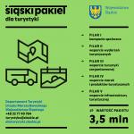 """Śląskie wspiera turystykę. Poznaj 5 filarów """"Śląskiego pakiet dla turystyki"""" - galeria"""