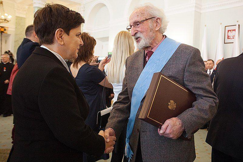Franciszek Pieczka świętuje dziś 93. urodziny! - galeria