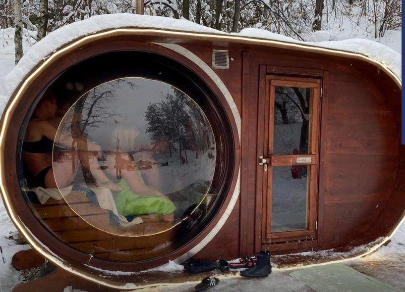 Plenerowa sauna na Stargańcu? To pomysł jednego z katowickich radnych - galeria