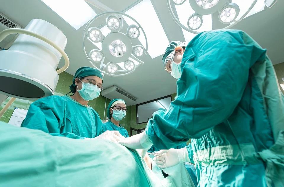 Śląskie: Mimo pandemii rekord przeszczepów w szpitalu im. Mielęckiego w Katowicach - galeria