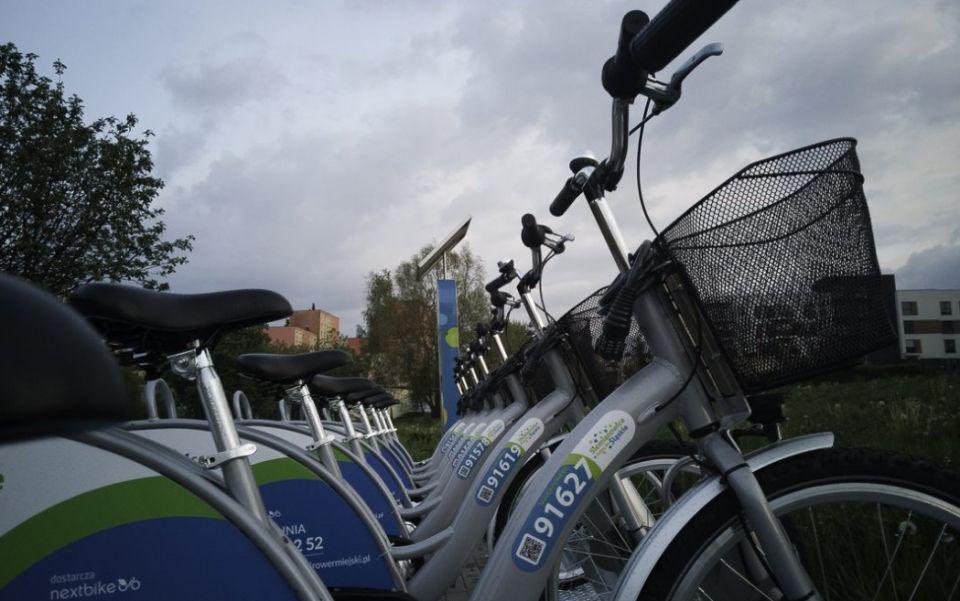 Metropolia: rozpoczął się drugi sezon zintegrowanego roweru miejskiego - galeria