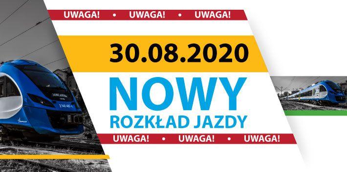 Nowy rozkład jazdy Kolei Śląskich. Blisko 400 połączeń dziennie! - galeria