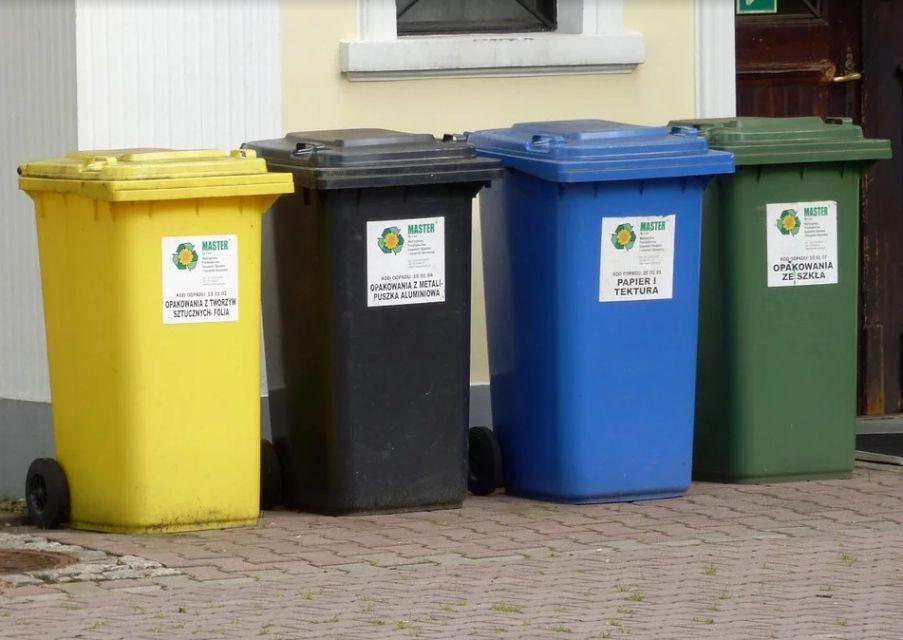 Jak segregować śmieci? - galeria