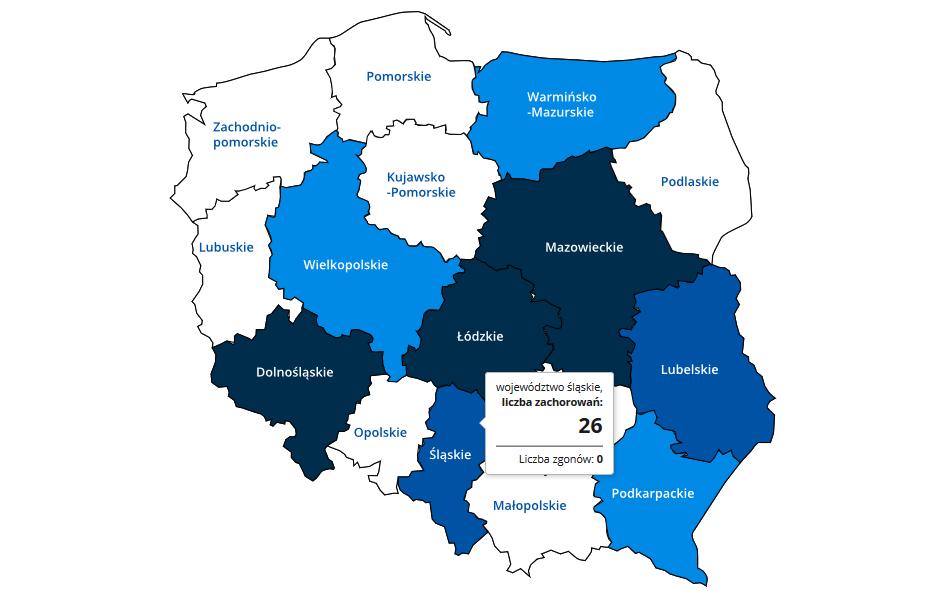 8 nowych przypadków koronawirusa! W tym 2 w woj. śląskim! - galeria