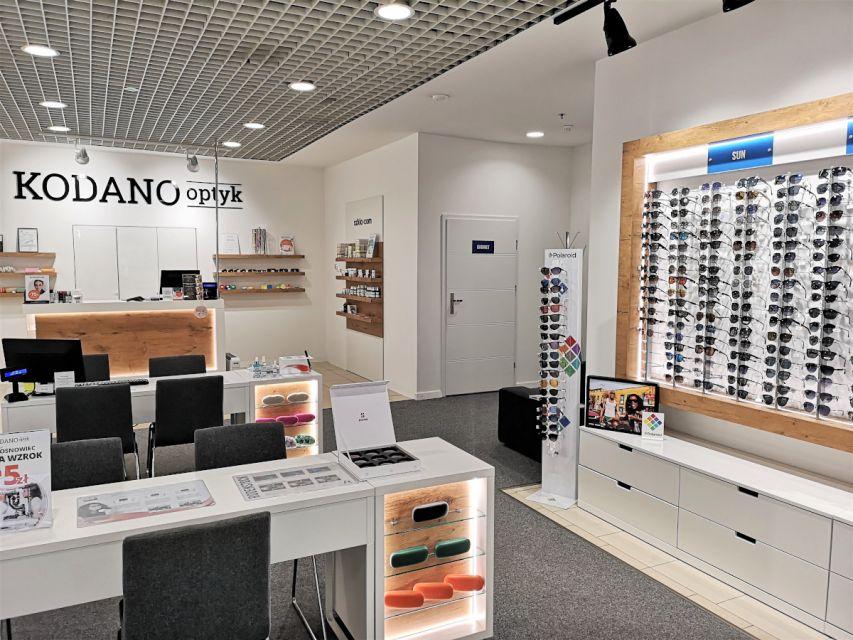 50% rabatu na wszystkie okulary korekcyjne w KODANO Optyk! - galeria