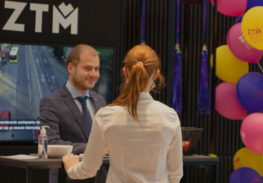 ZTM chce specjalną ofertą przekonywać pracodawców do komunikacji miejskiej - galeria